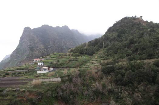 Landschaft bei Ponta Delgada