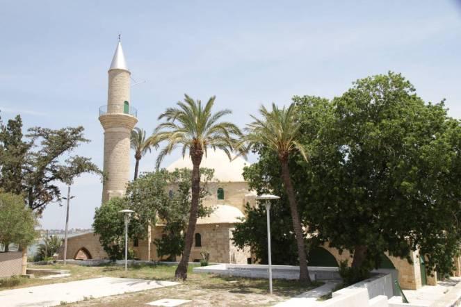 Hala Sultan Tekke Moschee